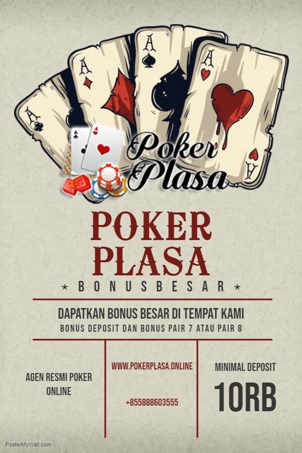 Bandar Judi Poker Online Promo Bonus Double Setiap Deposit