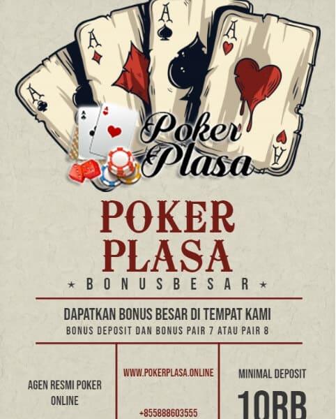 Agen Terpercaya Judi Online Poker Indonesia